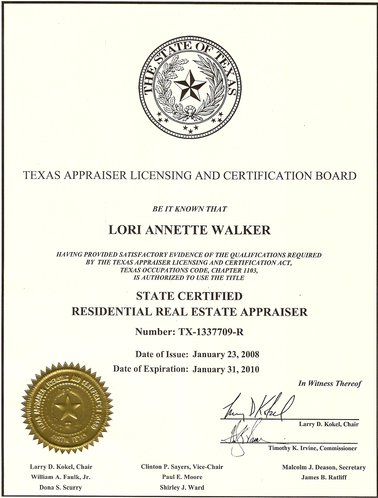 certification archives get education